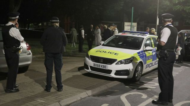 London violence: Five attacks leave three dead in 24 hours