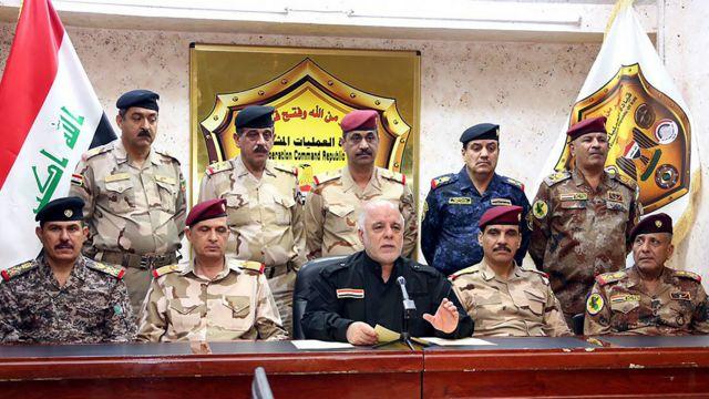 Le début de l'opération a été annoncé par le Premier ministre Haider al-Abadi, dans un discours télévisé, ce lundi.