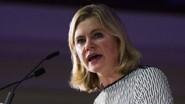 ジャスティーン・グリーニング氏は2度目の国民投票案を支持し、国民には3つの選択肢が与えられるべきだと主張する