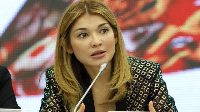 Gülnara Karimova