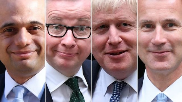 Tory leadership: MPs choosing final two candidates