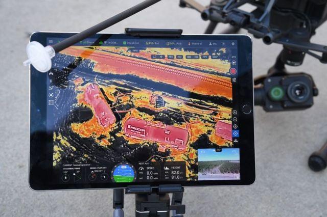 無人機可以協助緊急救援人員監控森林火災、洪水和其他自然災害。