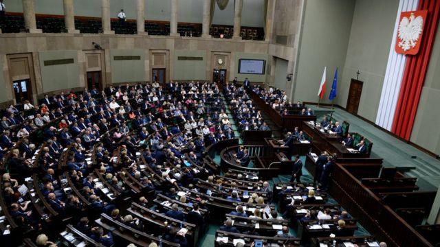 مجلس لهستان
