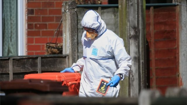 Investigador forense