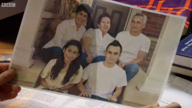 Familia de Juan Torres