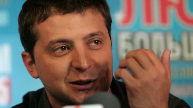 Володимир Зеленський, 2013 рік