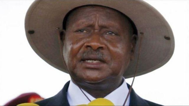 Le président Yoweri Museveni dirige l'Ouganda depuis 1986 et pourrait, en cas de modification de la constitution se représenter à la présidentielle de 2021.