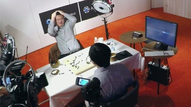 AI beats Europe's Go champion
