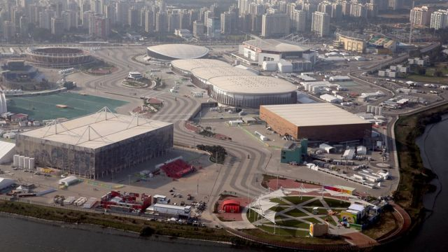 Parque Olímpico do Rio