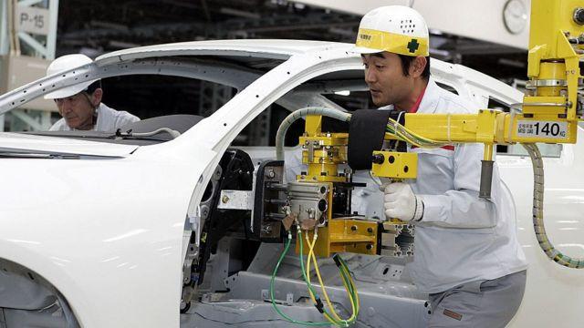 کار زیاد در ژاپن