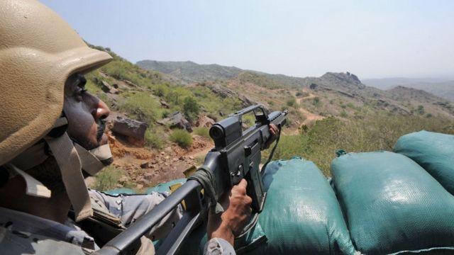 Suudi Arabistan-Yemen sınırı