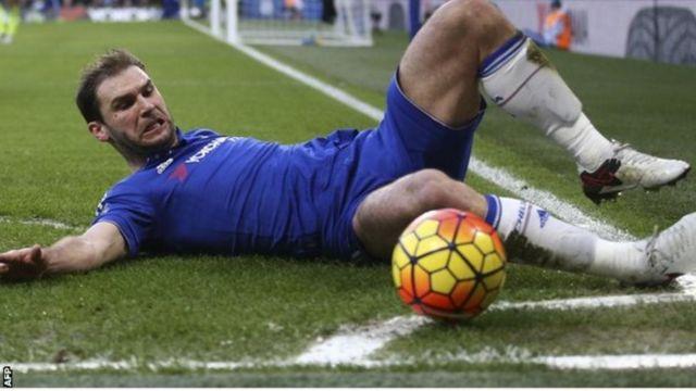 Everton wanataka kumsajili mchezaji wa zamani wa nafasi ya ulinzi wa Chelsea Branislav Ivanovic