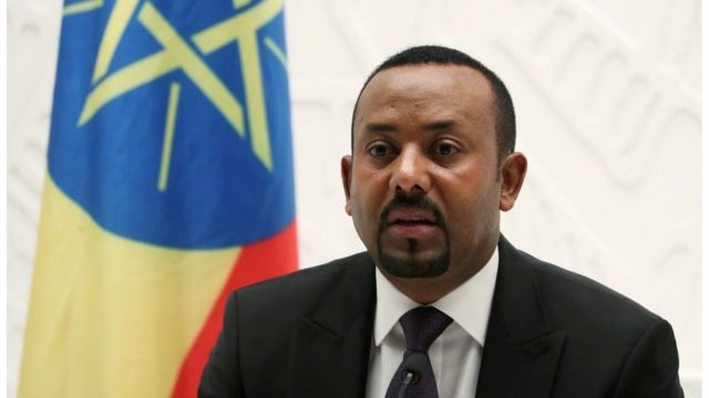 Abiy Amed menjadi perdana menteri Ethiopia pada bulan April 2018