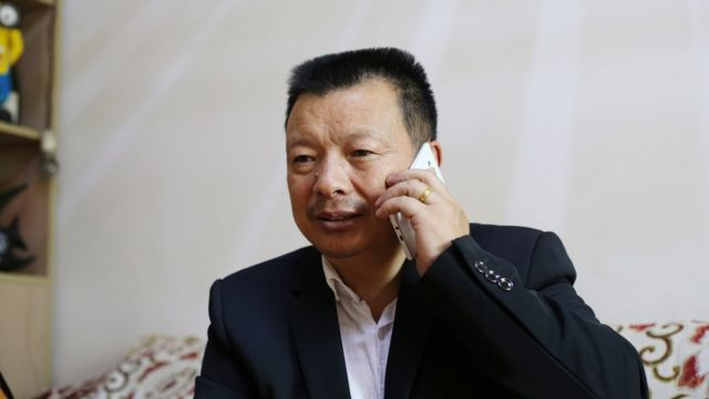 Picture of Wang Mingqing