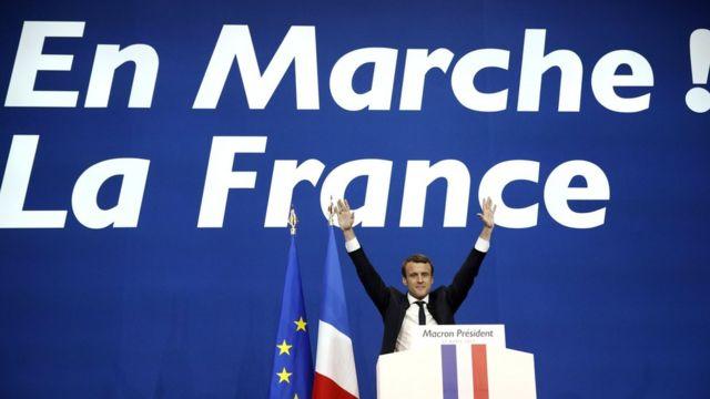 Quem E Emmanuel Macron O Novo Presidente Eleito Da Franca Bbc News Brasil