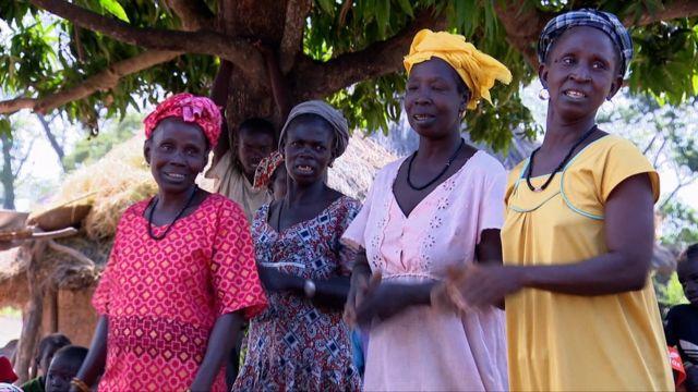 Seyni Mballo peut désormais assister aux cérémonies festives de son village.