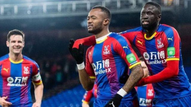 Mshambulaji wa Crystal Palace Jordan Ayew