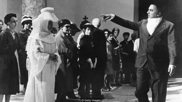 Filme de Fellini