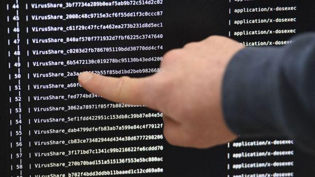 حمله باج افزار
