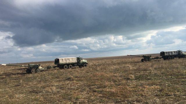 Больших боев в Донбассе в этом году не ожидают