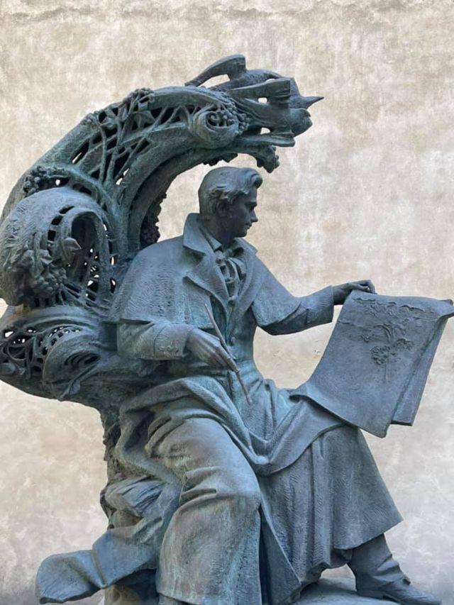 пам'ятник Шевченку у Флоренції