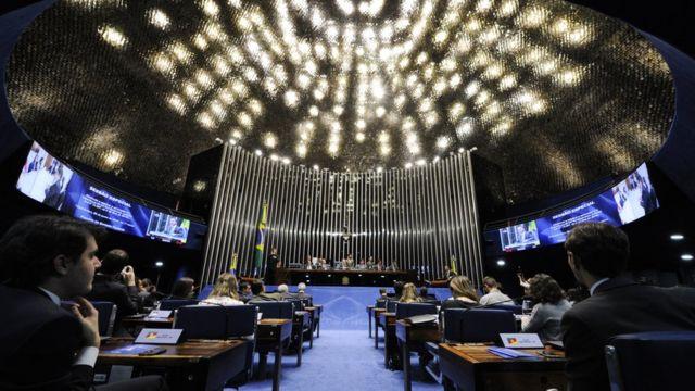 Bancada ruralista é a maior do Senado, segundo ONG Transparência Brasil