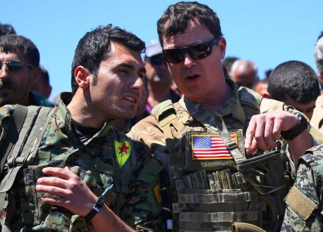5 soruda YPG'nin ABD ve Rusya ile ilişkisi - BBC News Türkçe