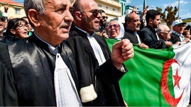 Les Magistrats algériens sont contre l'ingérence du pouvoir dans leurs activités