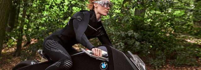 Moto del futuro de BMW