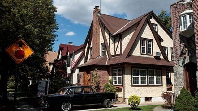 خانه پدری ترامپ در کویینز، نیویورک