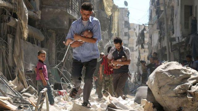 هنوز تعداد دقیق کودکانی که در سوریه کشته شدند روشن نیست و چه بسا هرگز آمار دقیق آن محاسبه نشود