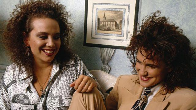 Wendy and Lisa