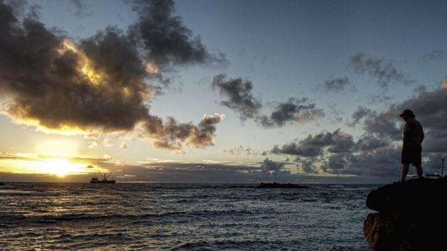 มหาสมุทรแปซิฟิก