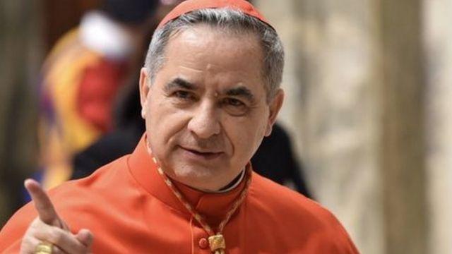 الكاردينال جيوفاني أنجيلو بيتشيو