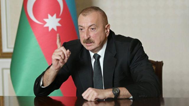 """Prezident Qarabağa """"Böyük qayıdış""""dan danışdı: """"Mən də özümə hər gün eyni sualı verirəm"""""""