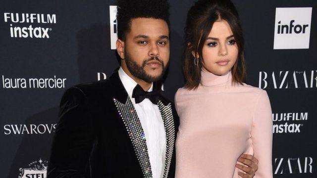 The Weeknd Gomez