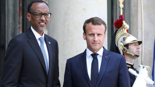 Prezida Kagame yaheruka mu Bufaransa mu 2011