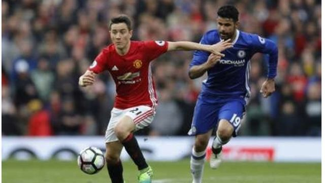 Man United-Chelsea biracakina