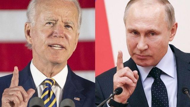 Biden ve Putin