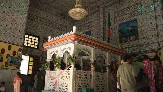 Shah Nurani shrine