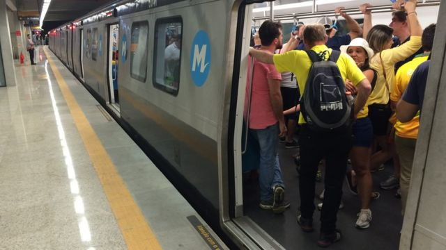Metro a Ipanema