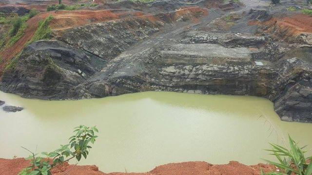 Myanmar Jade land