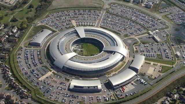 Edificio del GCHQ