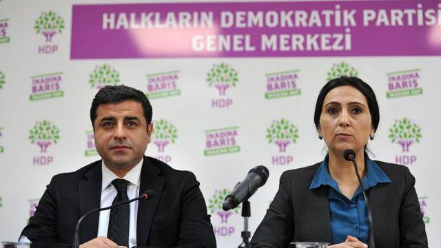 Demirtaş və Yüksekdağ