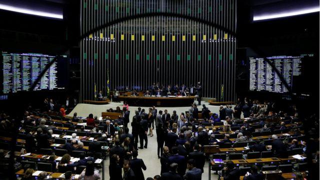 Câmara dos Deputados vota intervenção federal no Rio de Janeiro