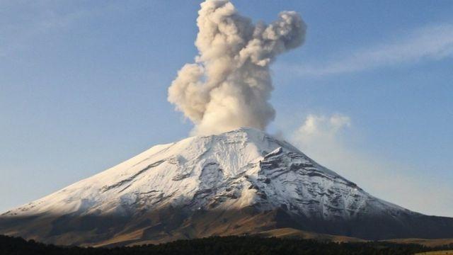Volcán de Fuego: 10 de los volcanes más peligrosos de América Latina - BBC  News Mundo