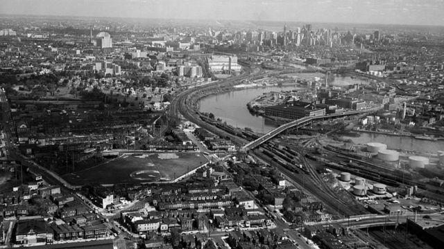 Filadelfia en los 1950