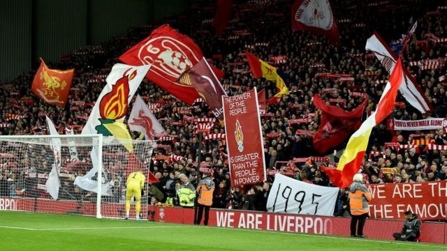 Crow at Anfield
