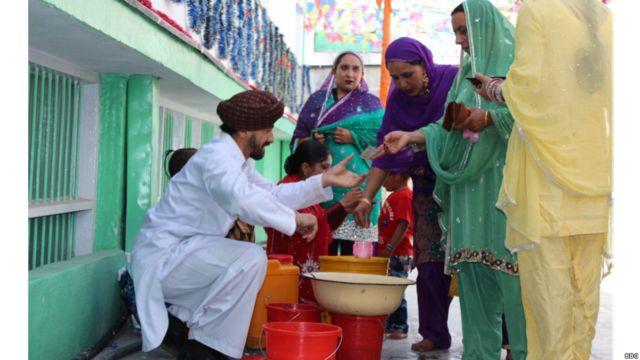 Afganistan wesak