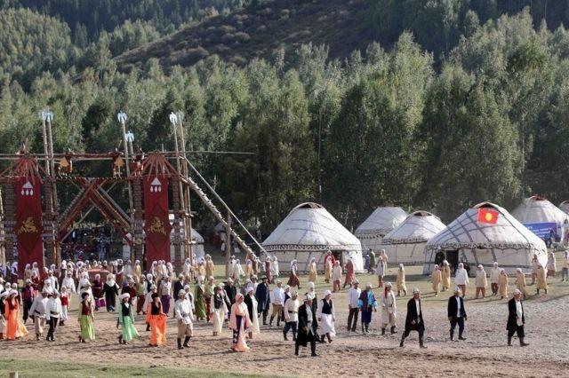 кыргыздын тарыхы